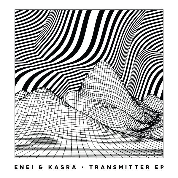 'Transmitter' EP By Kasra and Enei Drops Today! [Critical]