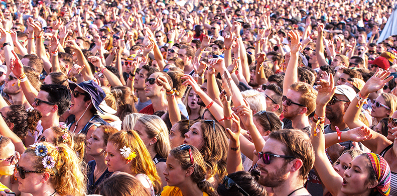 19-Year-Old Woman Arrests Her Own Attacker After Sexually Assaulted at Festival
