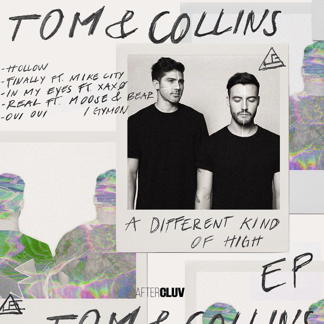 EDM Duo Tom & Collins Share A Different Kind of High with new EP