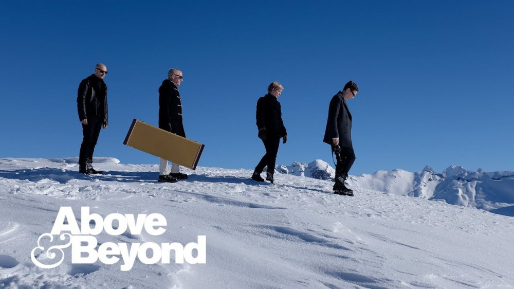 Above & Beyond feat. Zoe Johnston- Always [Single + Music Video]