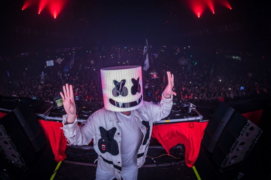 After A String Of Pop Hits Marshmello Announces A Return To EDM With A New EP