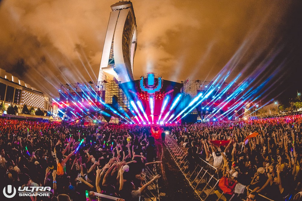An Ultra Singapore Attendee Got Fined $10,000 for Stomping on a Security Guard's Foot