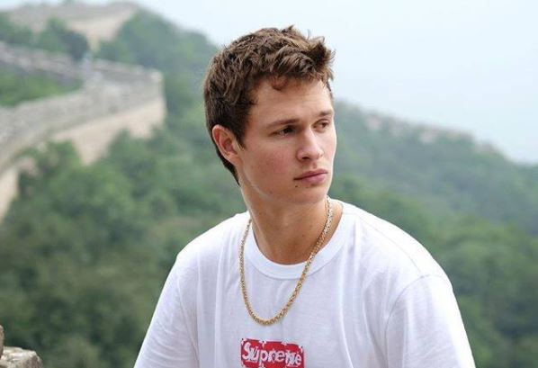 "Ansel Elgort Teases Highly Anticipated Single ""Supernova"""