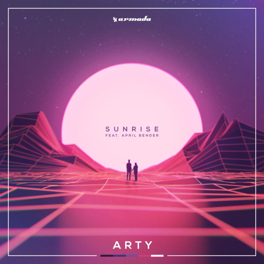 "Arty Kicks Off 2018 With Uplifting New Single ""Sunrise"" ft. April Bender"