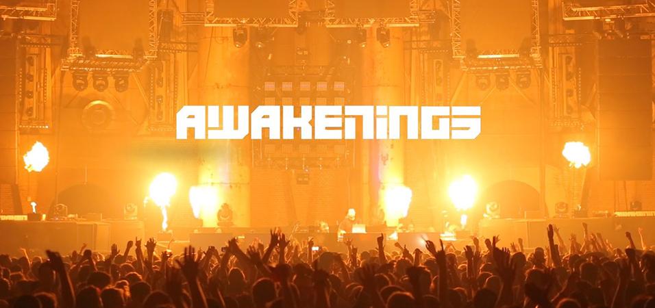 Awakenings Drops A Monster Lineup For 2018 Festival
