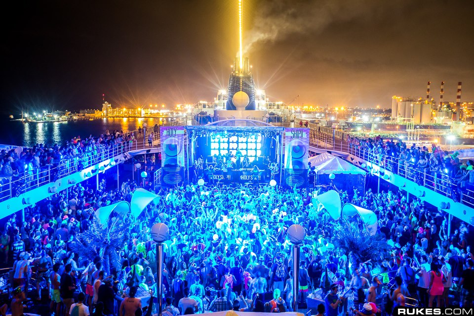 BREAKING: DJ Arrested Boarding Holy Ship! For Possession Of Controlled Substances