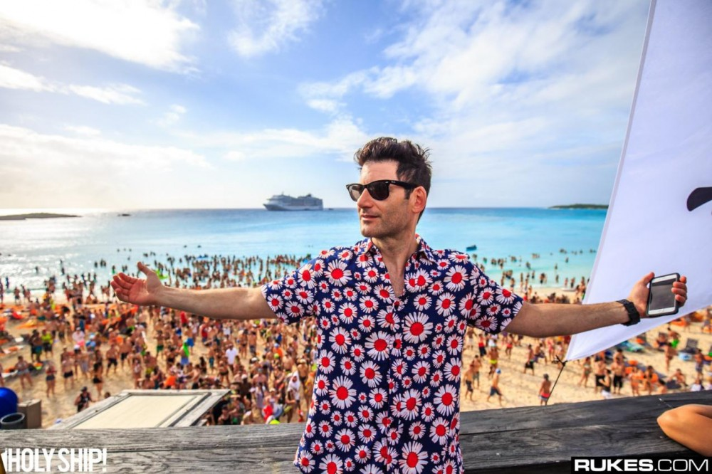 BREAKING: Former Founder of Holy Ship Plans For Competing Cruise Ship Festival in 2018