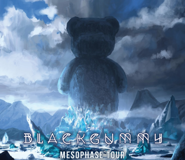 BlackGummy Announces 2018 Tour