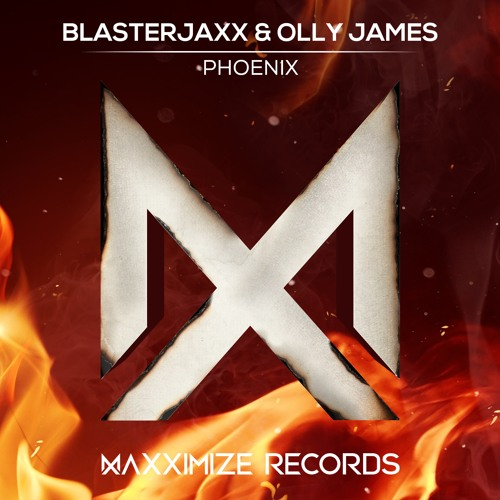 Blasterjaxx & Olly James Release A Preview To Their New Single 'Phoenix'