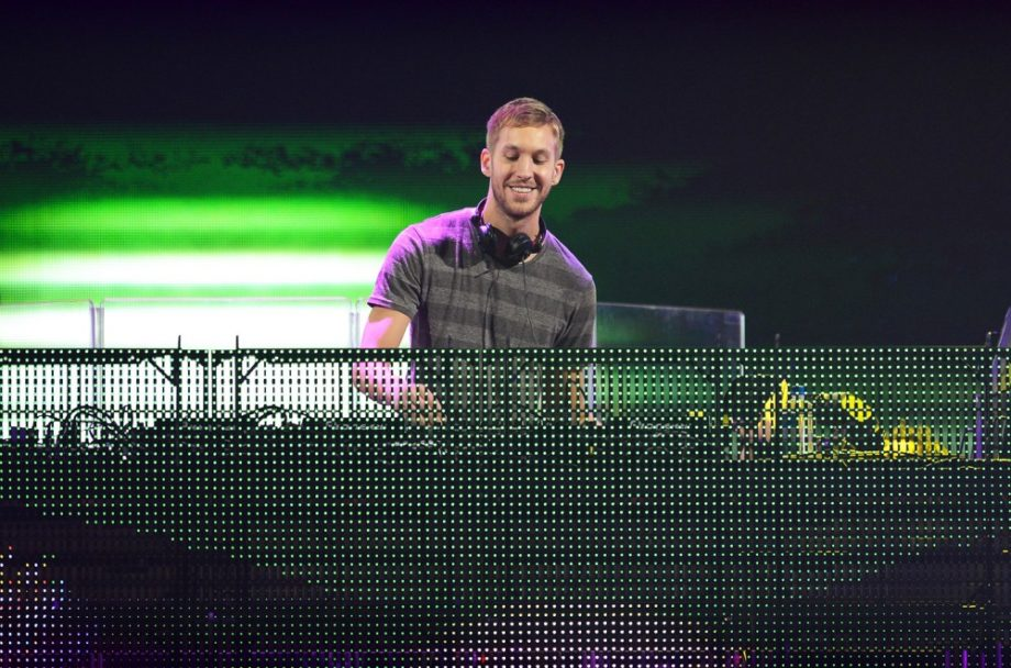 Calvin Harris Announces Change in His Sound for 2018