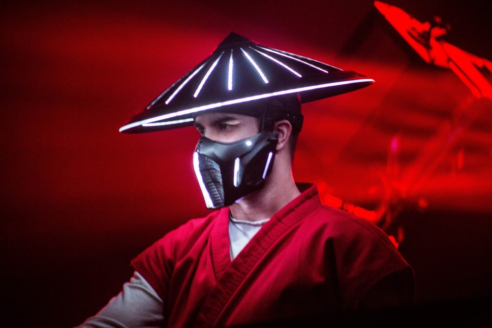 Datsik Stops Headlining Set To Check On A Struggling Fan [VIDEO]