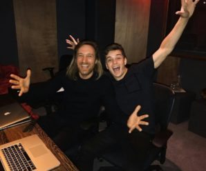 David Guetta Teases His Upcoming Collaboration With Brooks and Martin Garrix