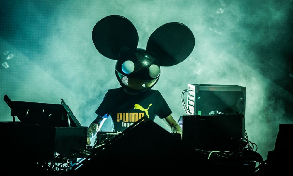 DeadMau5 Nominated For Twitch Influencer For This Year's Shorty Awards
