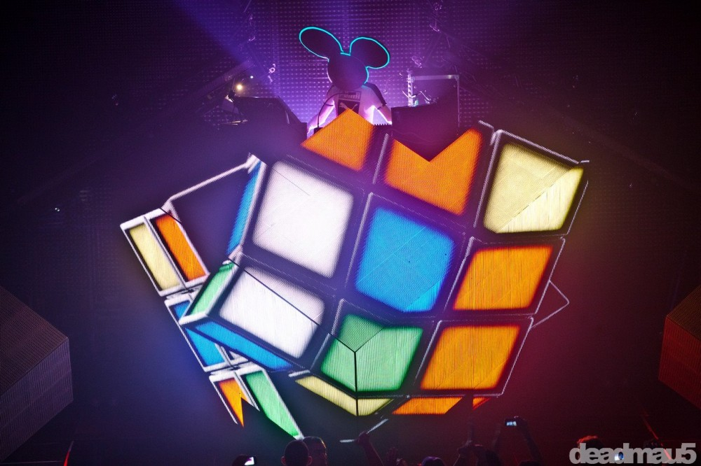 "Deadmau5 Has Yet Another New Cube Design Called ""Other Cube"""