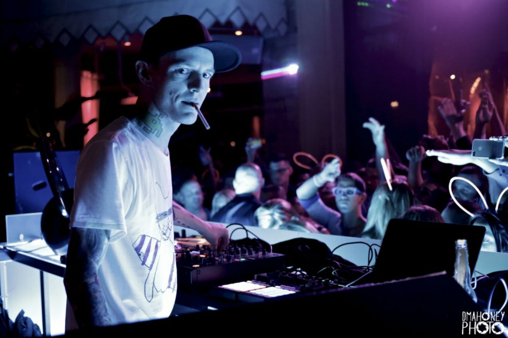 "Deadmau5's Testpilot Concludes N.Y. Debut With ""Levels"""