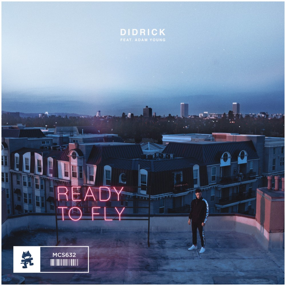"Didrick & Adam Young Unite for Monstercat Release ""Ready to Fly"""
