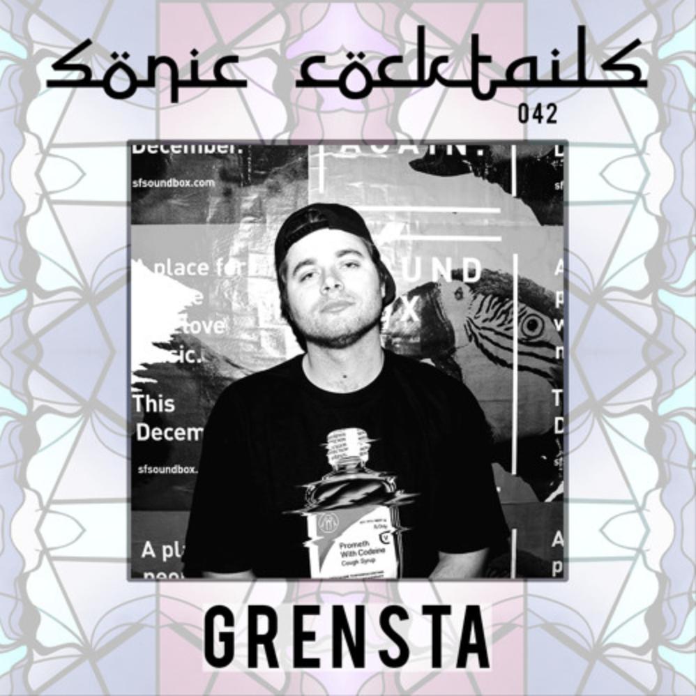 Divine Species Presents Sonic Cocktails 042 With Grensta