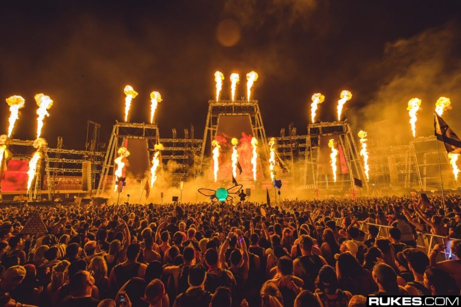 EDC Reveals First Ever Camping Map, Details & It Looks Epic AF