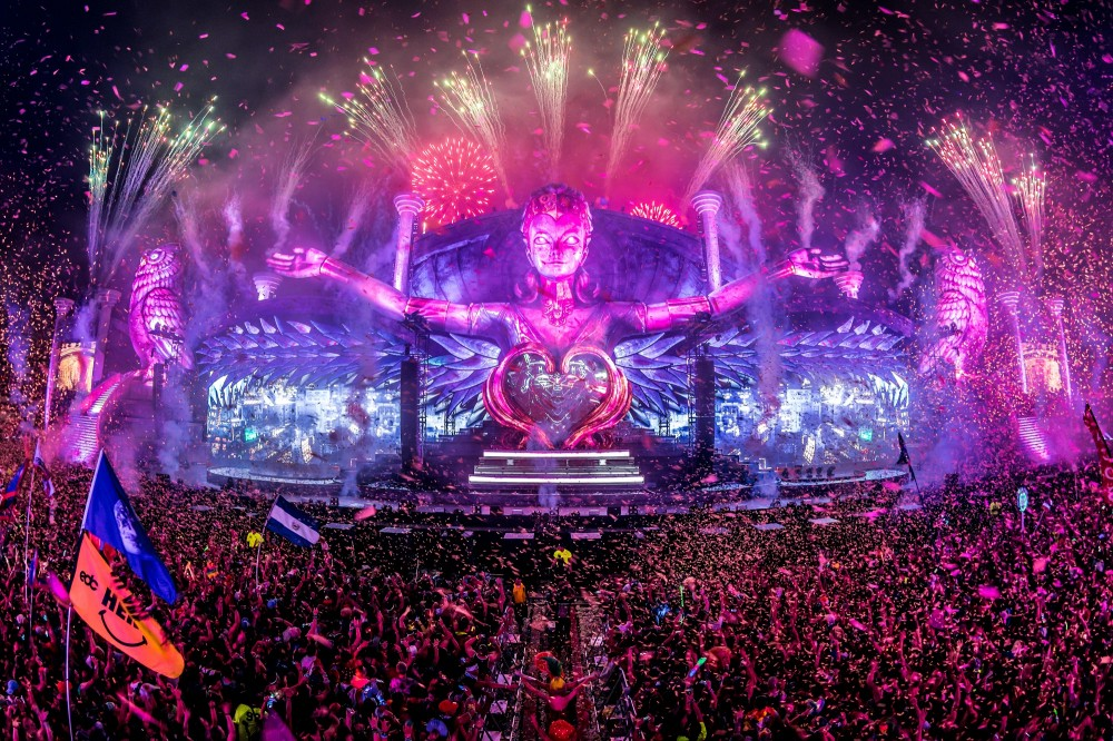 EDC's Founder Drops Big News for 2018 Festival & Beyond