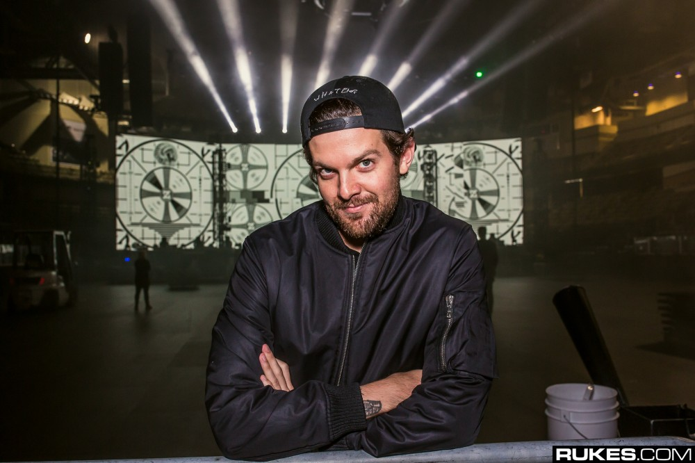 FIRST LISTEN: Dillon Francis Finally Shares Leading Track Off New Album