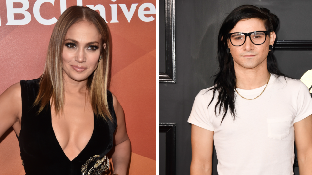 FIRST LISTEN: Jennifer Lopez Performs Her New Collab with Skrillex