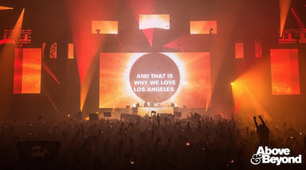 Finding Common Ground in Los Angeles- Above & Beyond Tour Kickoff