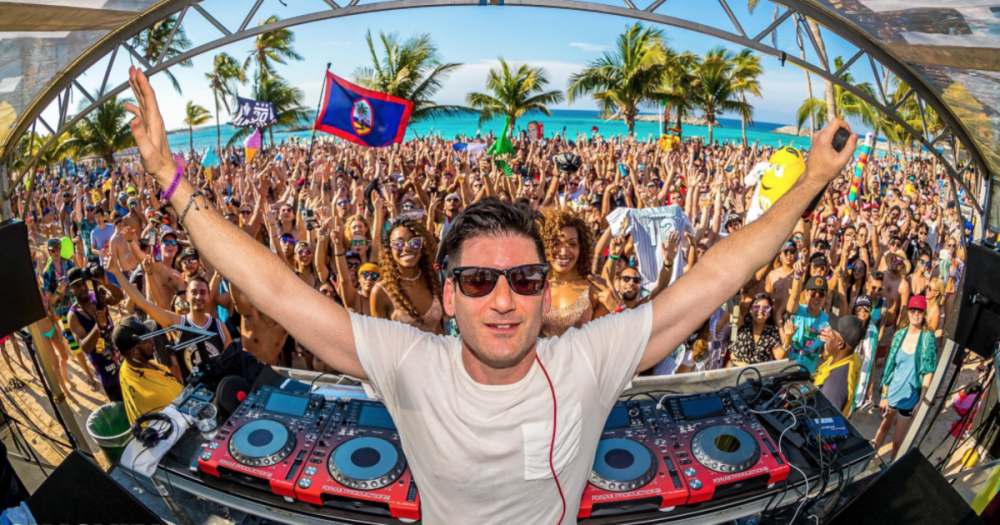 HARD Events Founder Confirms New Cruise Festival with LiveStyle