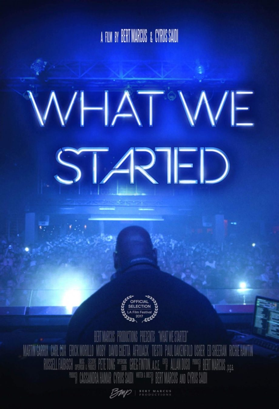 """Here's When & Where to Stream the """"What We Started"""" Documentary"""