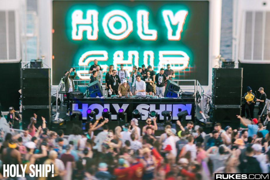 Hollywood Star Gets Shutdown On Holy Ship! After Grabbing Mic To Dis DJ [VIDEO]