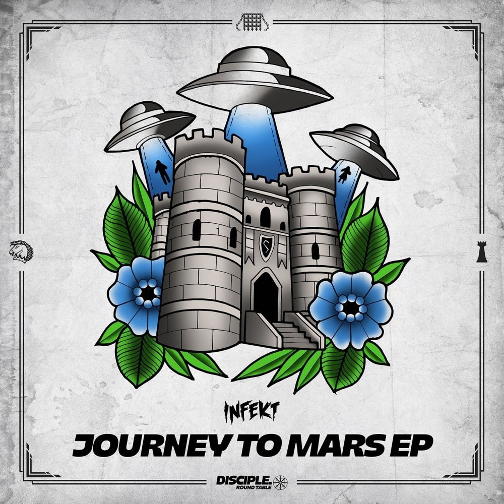 INFEKT Brings The Riddim With New EP 'Journey To Mars'