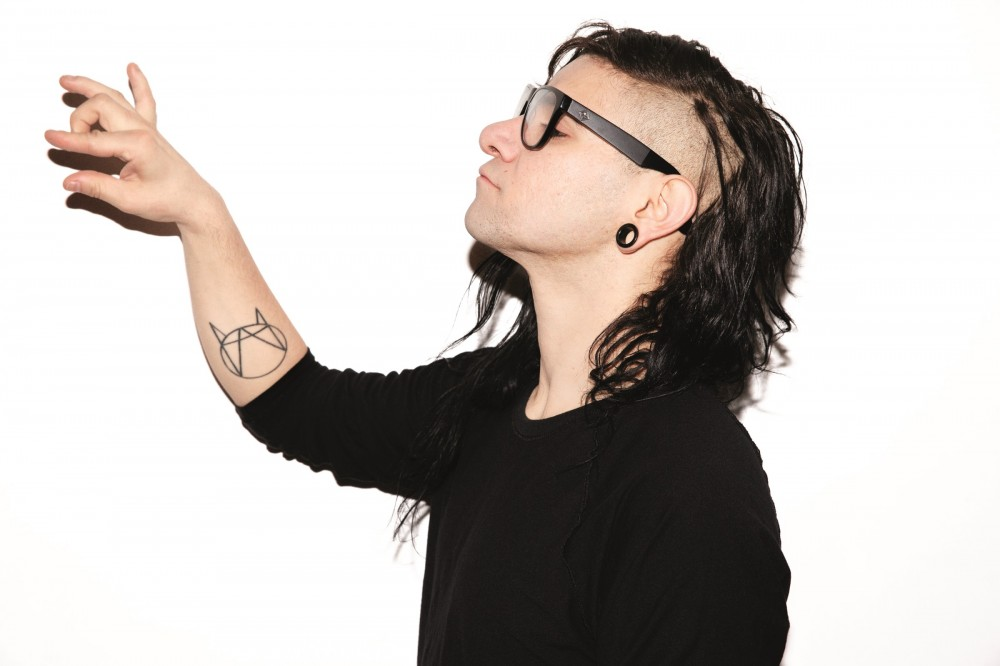 It Looks Like Skrillex Is Planning On Staying Busy In 2018