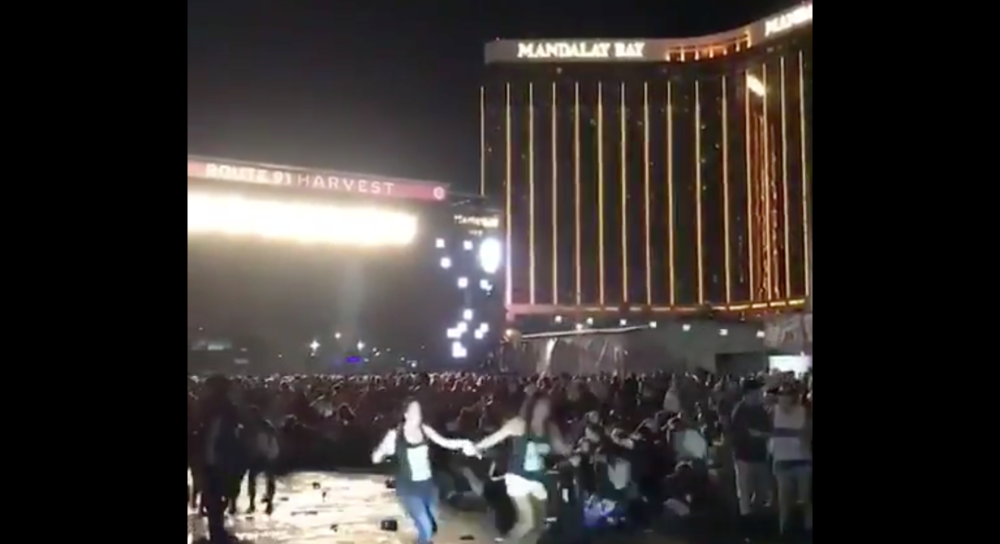 """Las Vegas Police On Mass Festival Shooting: """"Charges Could Come In The Future"""""""