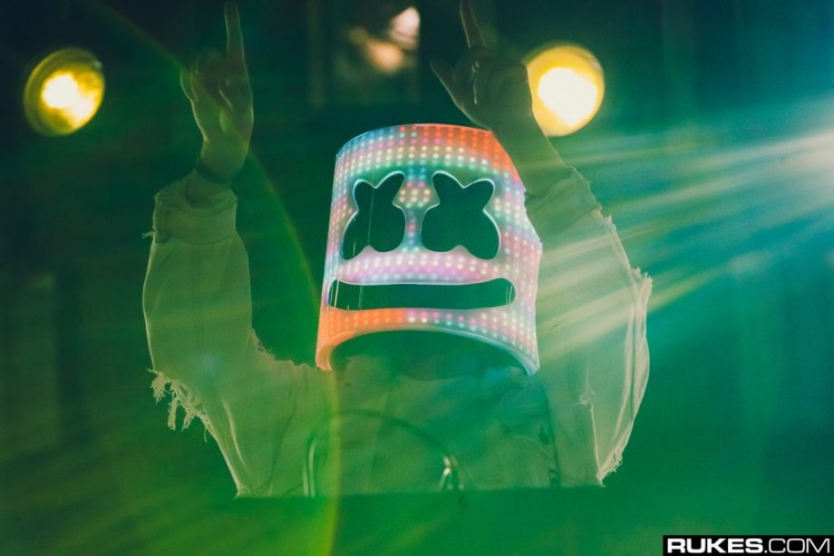 Marshmello Becomes Fourth-Ever EDM Artist To Play LA's Convention Center