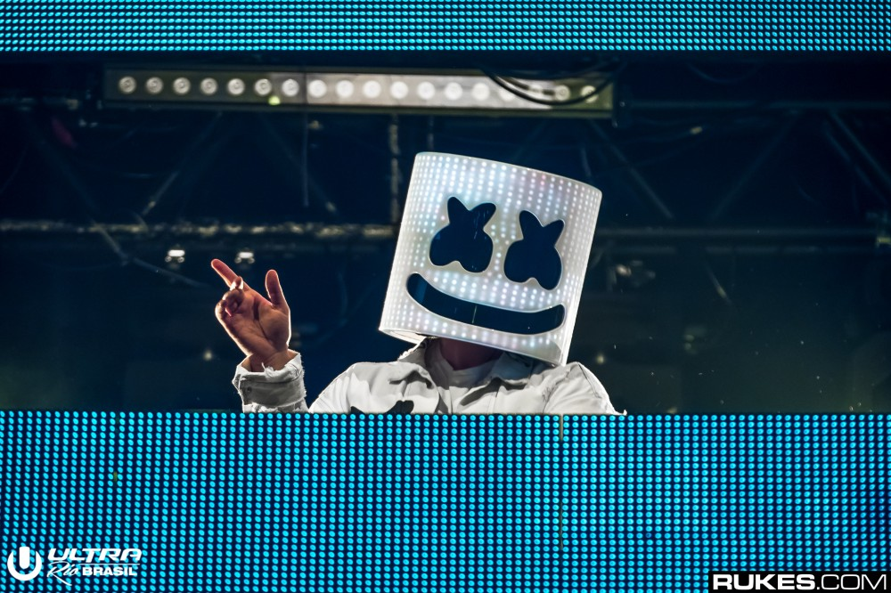 Marshmello Injured In Snowboarding Accident