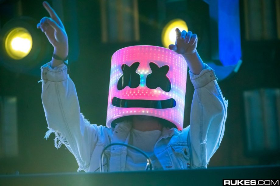 Marshmello Takes A Tumble While Snowboarding Resulting In A Possibly Serious Injury