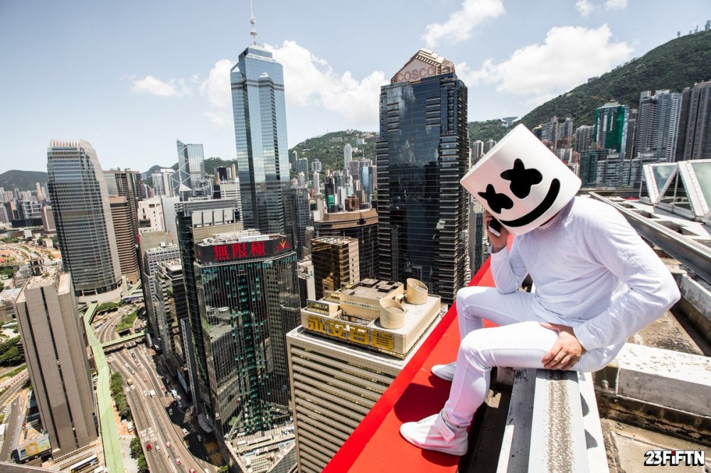 Marshmello Visits Child Overcoming Cancer In Hospital To Give Hope