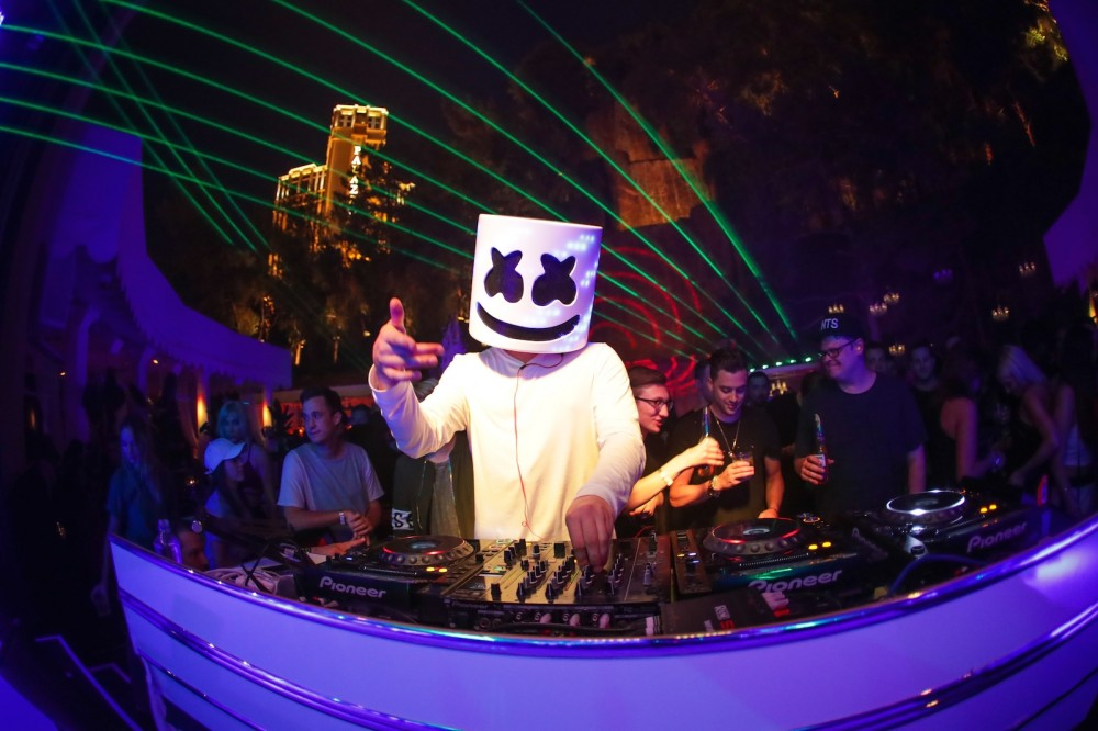 Marshmello Vows Music for the Day 1 Fans in Upcoming EP