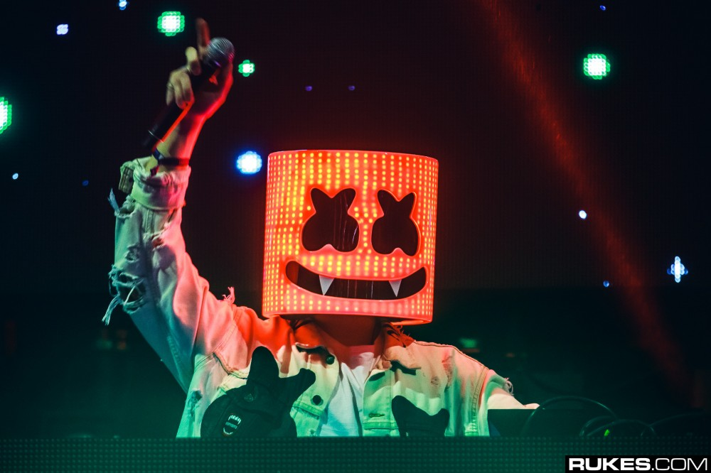 Marshmello Will Become The Fourth EDM Artist To Play One Of LA's Biggest Venues