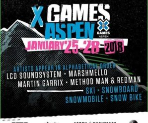 Martin Garrix, Marshmello, Set to Headline 2018 X Games This Weekend