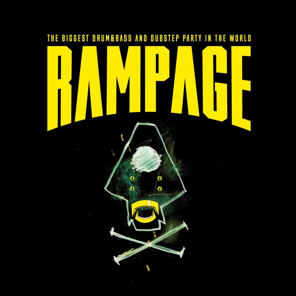 Murdock & Doctrine – On A Rampage (Rampage Anthem 2018) – Dancing Astronaut