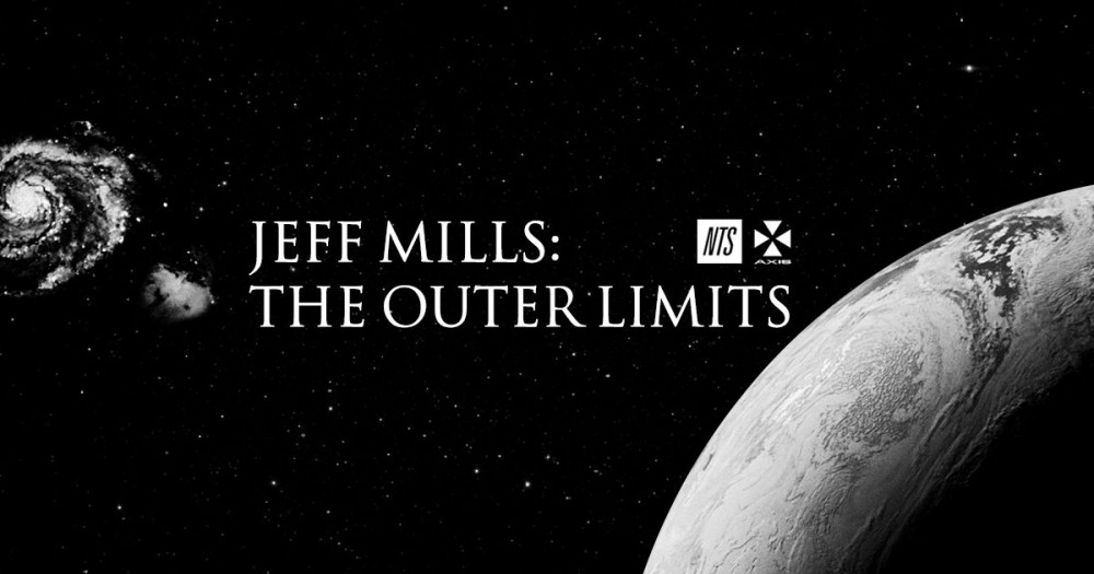 NASA Enlists Jeff Mill For New Intergalactic Theory & Music Radio Show
