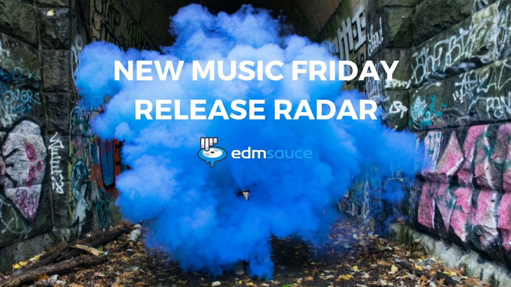 New EDM Release Radar | WTF Is Coming Out Friday?? Jan. 12th Edition