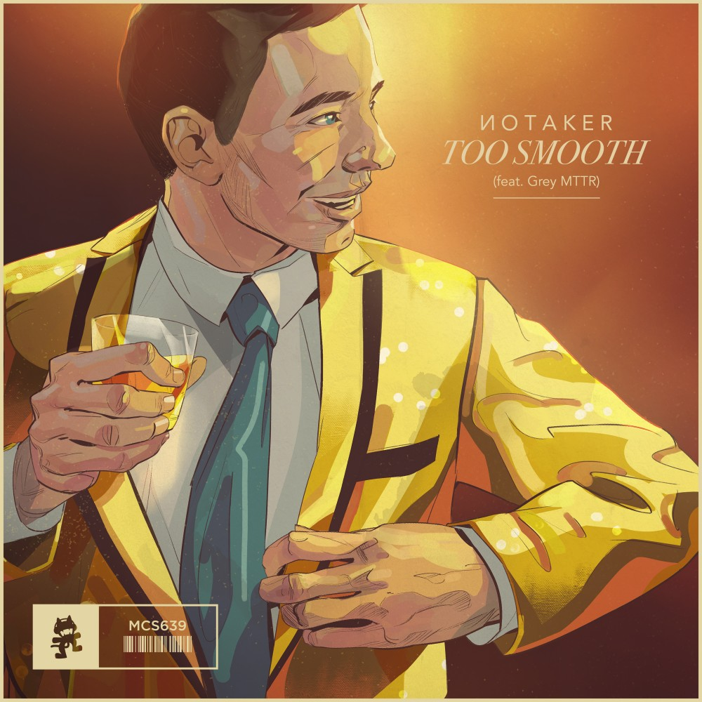 "Notaker Changes Things Up with ""Too Smooth"""