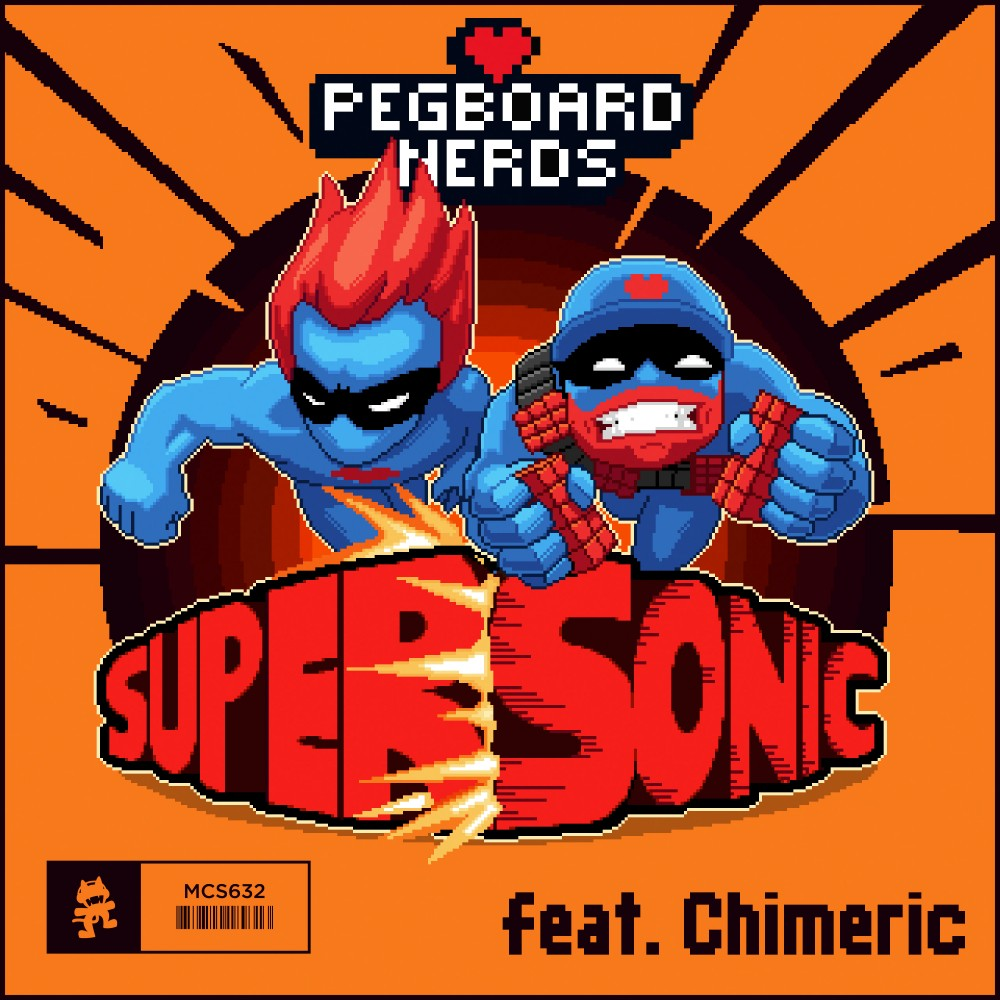 "Pegboard Nerds Release High-Energy Single ""Supersonic"" with Chimeric"