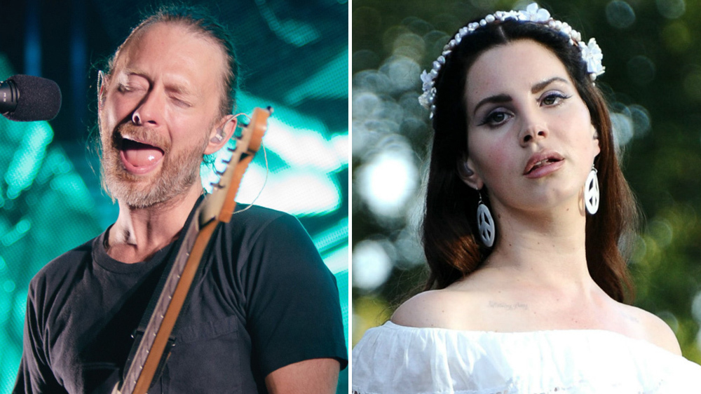 Radiohead Sues Lana Del Rey for Ripping Off Their Biggest Song