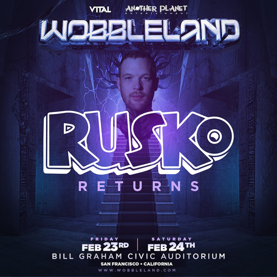 Rusko Returns To The Stage After Beating Cancer