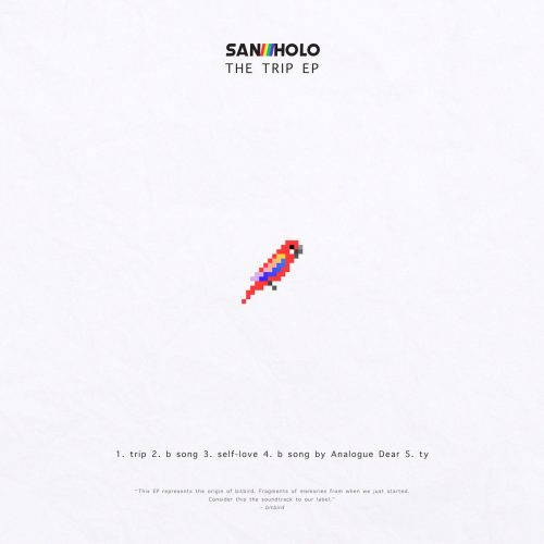 "San Holo Releases his New EP Titled ""The Trip"""