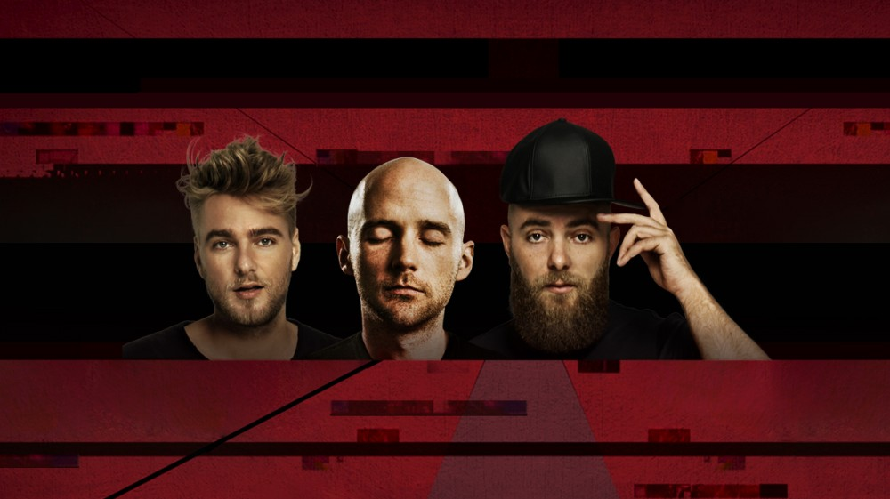"Showtek & Moby Join Forces For New Twist On The Classic ""Natural Blues"""