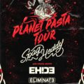 Spag Heddy Announces 'Planet Pasta' World Tour