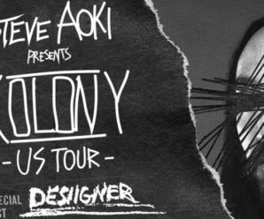 Steve Aoki Announces MASSIVE Support For Upcoming Kolony US Tour
